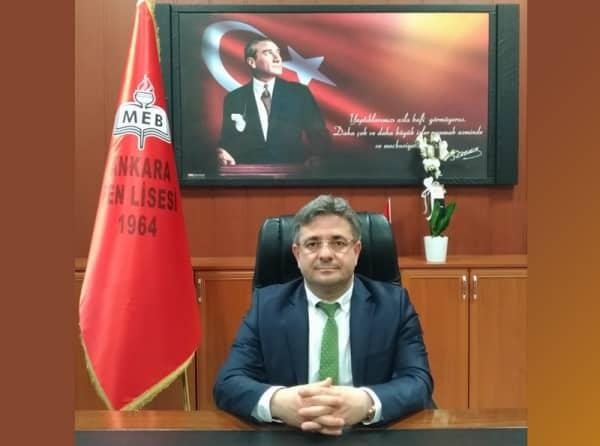 Dr. Sinan DAĞ - Okul Müdürü